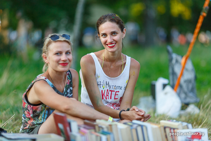 Главный хипстерский пикник лета: в Минске прошла Freaky Summer Party